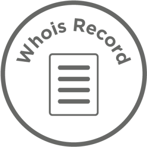 whois record