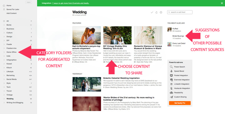 Feedly-how-to-use