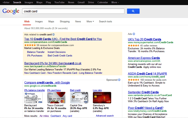paid-search-listings-above-the-fold-in-google-credit-card