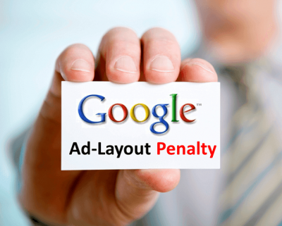 google-ad-layout-penalty
