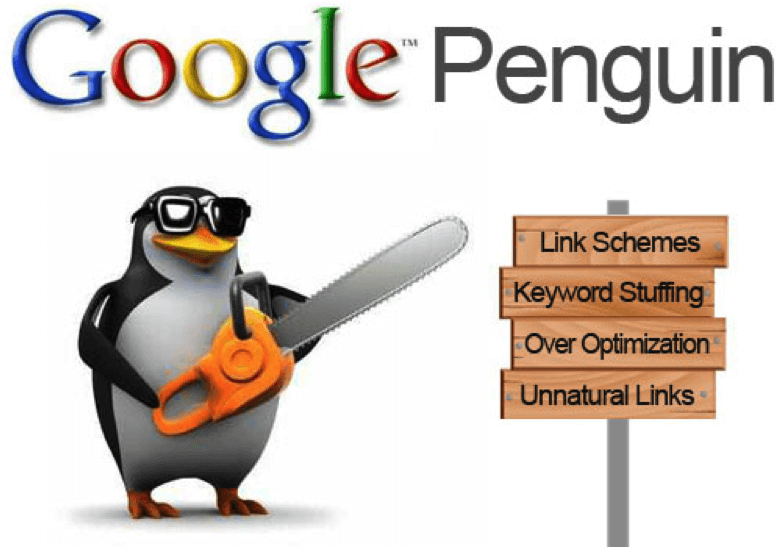 penguin link schemes penalty