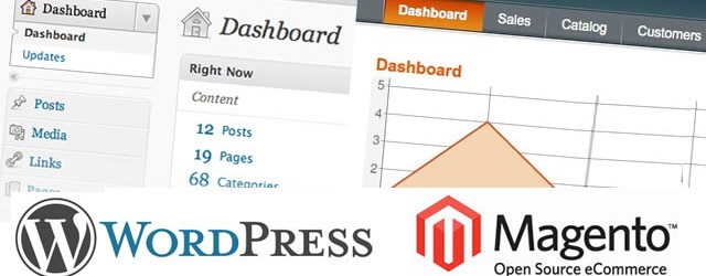 Magento vs wordpress ecommerce seo