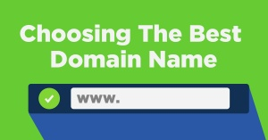 SEO Considerations When of Selecting a Domain Name