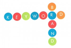 Don't use keyword in your brand
