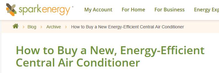 Spark Energy - Energy Servi