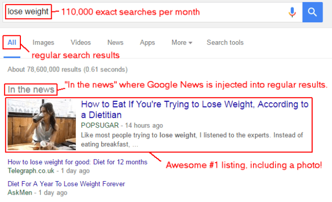 google-news-listings-inserted-into-regular-search
