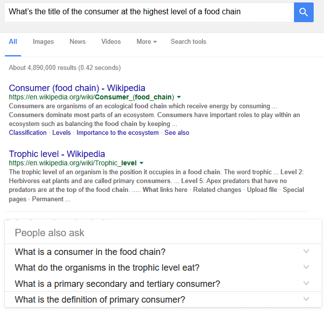 whats-the-title-of-the-consumer-at-the-highest-level-of-a-food-chain-google-search