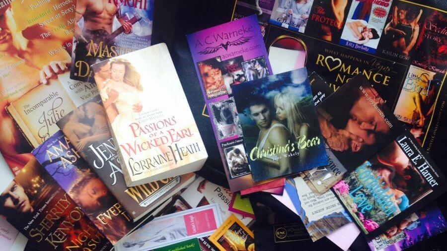 romance novel thesis